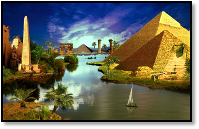 The mysteries of ancient Egypt abound.